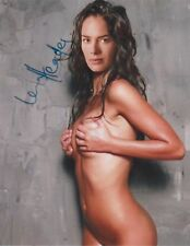 Lena Headey Game of Thrones 300 Rise of an Empire RARE FULL NUDE SIGNED RP 8x10