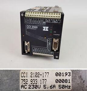 KüHn Pp6015 Frequenzumrichter Demag Cci2000 Cci2102-177 Motorenantriebe & Steuerungen Business & Industrie