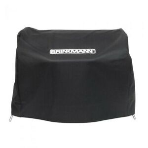Brinkmann-812-1100-S-Table-Top-Gas-BBQ-Grill-Cover-Outdoor-Yard-BLACK-NEW-in-Box