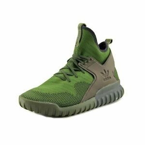 Details about ADIDAS MENS TUBULAR X PRIMEKNIT SNEAKERS S76713 NIGHT CARGOCORE BLK