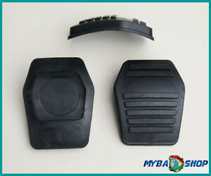 2x Tourneo Connect Mondeo Focus Pedal Pad Rubbers Oem 94BB7A624AA 6789917
