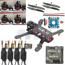 ZMR250 3K Carbon Fiber Quadcopter Kit Frame FLIP32 Controller 2300 Motor 12A ESC
