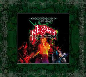 MESSIAH-Reanimation-2003-Live-At-Abart-Digipak-2CD-200700
