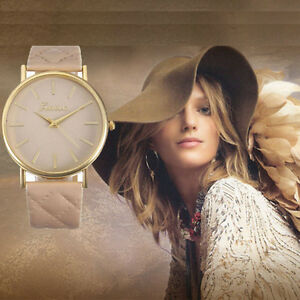 Women-Casual-Numerals-Faux-Leather-Band-Analog-Quartz-Wrist-Watch-Gift