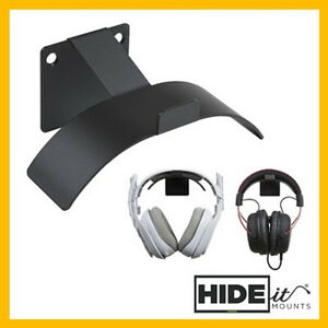 2d578d0e561 Image is loading HIDEit-Uni-H-Universal-Headset-Wall-Mount-Headphone-