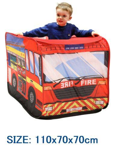 Sylvanian Families Play Tents Burger Box Pet Hotel Fireman/'s House//Engine
