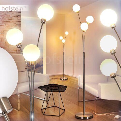 dimmbare Wohn Schlaf Zimmer Loft Beleuchtung 3-flammige Steh Stand Boden Lampen