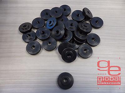 Ca Ca 6,8mm/außen-d 30,26mm/gesamt-h Ca WohltäTig 30 Stück Rändelmuttern Innen-d 7,8 Gesundheit Effektiv StäRken