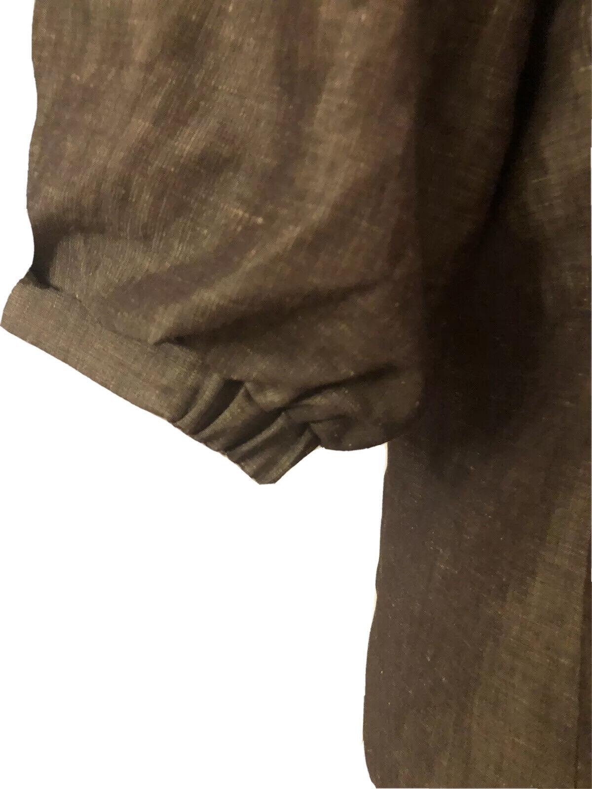 Lafayette 148 New Linen/Wool Blend Pant Suit Size… - image 6