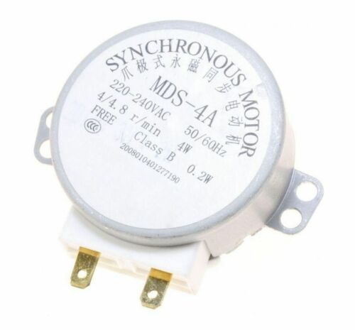 Microwave Motor MDS-4A  4W  4//4.8 rpm//min   Synchronous Motor