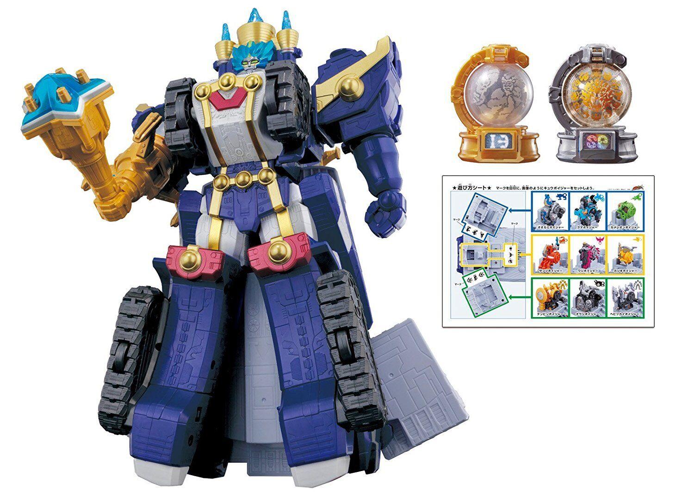 Nuovo Beai energia  Rangers Uchu Sentai Kyuranger 13 Dx Orion Battler Voyager  alta qualità