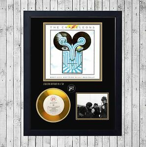 THE-CHAMELEONS-2-CUADRO-CON-GOLD-O-PLATINUM-CD-EDICION-LIMITADA-FRAMED