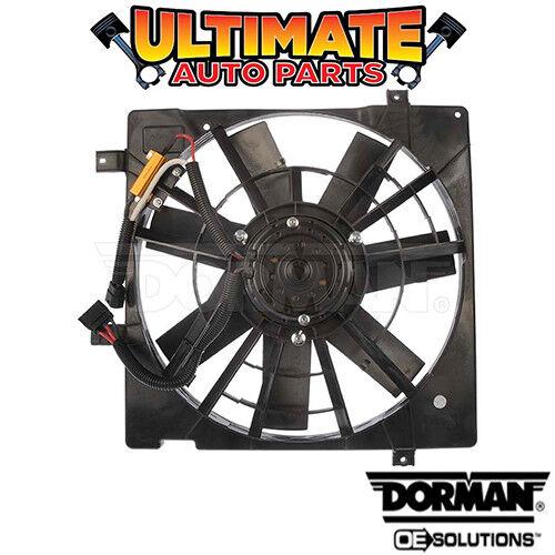 Dorman 621-478 Dual Radiator Fan Assembly