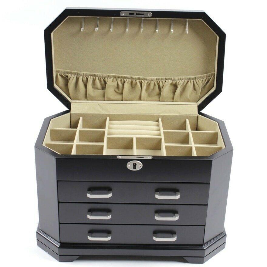 Fairgrove Jewelry Armoire, Home Decorators Jewelry Armoire