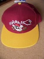 Arizona Cardinals Tazmanian Devil Taz Baseball Cap Hat Adjustable Nfl Youth Size