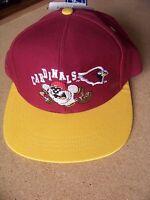 Arizona Cardinals Tazmanian Devil Taz Baseball Cap Hat Adjustable Nfl Youth Size
