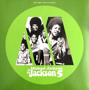 Michael-Jackson-amp-The-Jackson-5-LP-Motown-Anniversary-Limited-Edition-Green