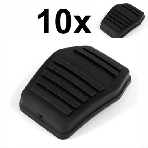 10x brake Rubber Clutch Pedal Cover Pad Ford TRANSIT Focus Mondeo 6789917 new