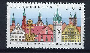 ALEMANIA-RFA-WEST-GERMANY-1997-MNH-SC-1960-Straubing