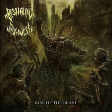 """Bestiality Business """"Rise Of The Beast"""" CD [Grinding old school Death Metal]"""