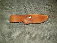 Custom Leather Sheath for Fixed Blade Knife 1001