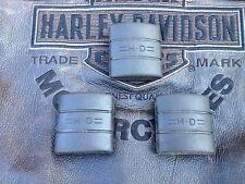 Harley Kupplungs u. Bremspedal Gummis Big Twin für WL WLC WLA WLD UL XA VL