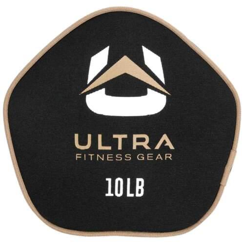 Ultra Fitness Gear Pancake Sandbag Unfilled 10-50lbs.