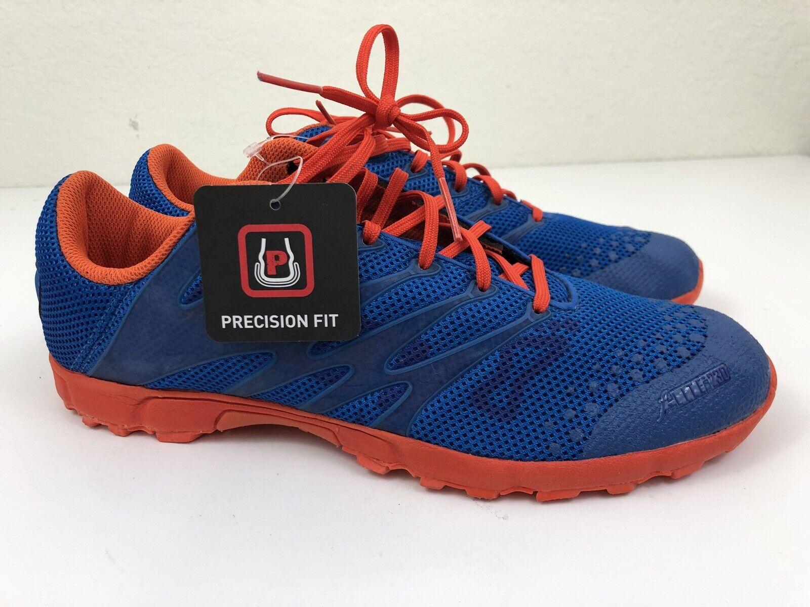 Inov - 8 F-Lite 230 Para Hombre Calce Crossfit Running Zapatos Talla Precision Talle Us 10 Azul
