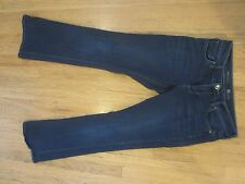 KUT from the Kloth Jeans Farrah Baby Boot Cut Jeans Womens Sz 6 x 32