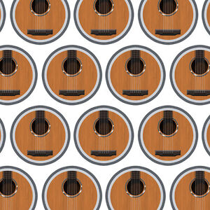 Premium-Gift-Wrap-Wrapping-Paper-Roll-Music-Musical-Instruments