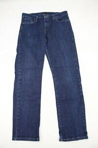 Levis-Womens-Jeans-Skinny-Leg-Size-10-Short-Dark-Blue-Denim-28-Inseam