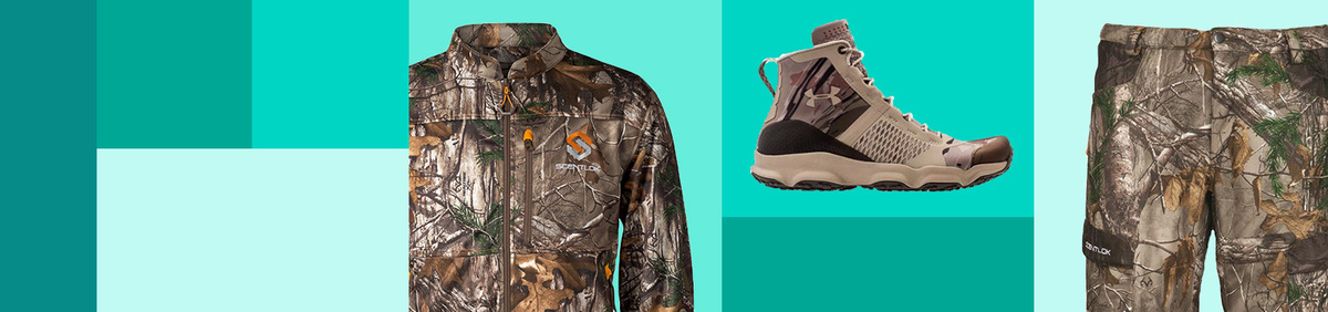 Shop Event Top Branded Hunting Apparel Shop SITKA Gear, Scentblocker and more