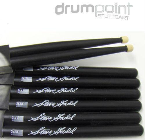 3 Paar original Vic Firth VFSSG Steve Gadd Signature Sticks Drumsticks *ANGEBOT*