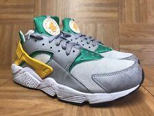 06b43648a16f item 2 Used🔥 Nike Air Huarache Lucid Green Gold Gray Running Shoes Sz 10.5  318429-302 -Used🔥 Nike Air Huarache Lucid Green Gold Gray Running Shoes Sz  10.5 ...