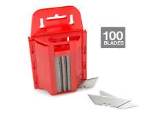 100-pc. Utility Knife Blades with Dispenser Utility Knife Blade TEKTON 82580