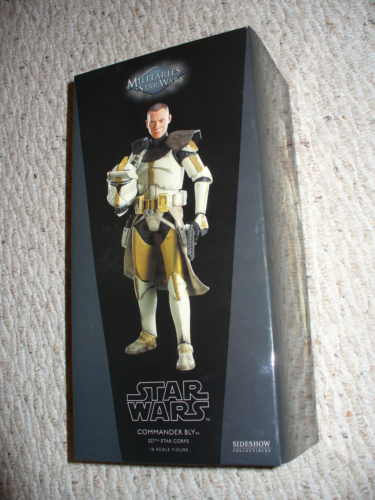 RARE   Star Wars Sideshow Collectables Hot Hot Hot Toys 1/6 Scale 12