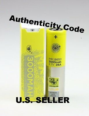 MXJO Battery 3000mAH 35A
