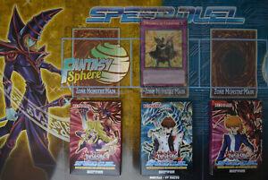 Yu-Gi-Oh-Deck-Speed-Duel-Les-Duelistes-de-Demain-sans-carton-scelle-francais