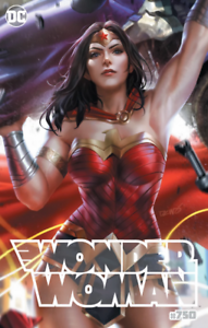 WONDER WOMAN #750 DERRICK CHEW VARIANT DC COMICS MILESTONE