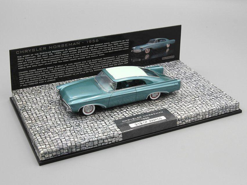 Minichamps 1 43 Chrysler Norseman 1956
