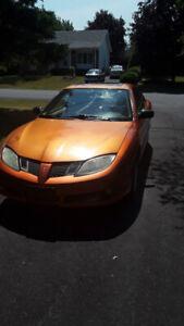Aubaine Pontiac Sunfire Gt Sportec 2004 à 84000km