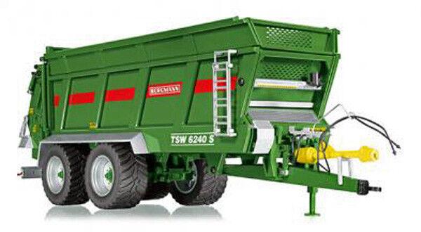 genuina alta calidad 077835 Wiking 1 32 Bergmann Bergmann Bergmann universalstreuer TSW 6240s trailer  Web oficial