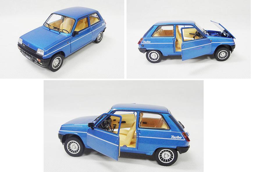 Renault R5 Alpine Turbo 1982 -  Auto Vintage  1  24 Cod .7154112