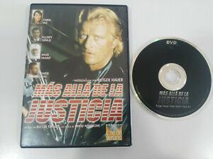 Mas-Alla-de-la-Justicia-Rutger-Hauer-Duccio-Tessari-DVD-Espanol-English