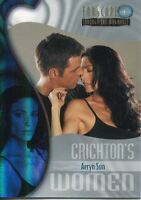 Farscape Through The Wormhole Crichtons Women Chase Card W1