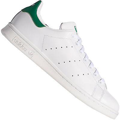 adidas Originals Stan Smith Herren-Sneaker Turnschuhe Freizeitschuhe Schuhe NEU