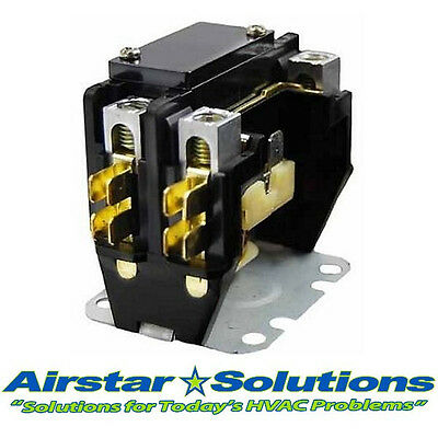 ** 12-pack ** Packard Contactor - 1 Pole • 40 Amp • 120v Coil C140b Universal Meer Kortingen Verrassingen