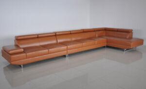 XXL Loung Dream Sofa Couch Polster Sitz Garnitur ...