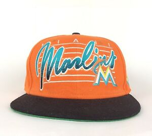 buy online d9543 f8956 Image is loading MLB-Florida-Miami-Marlins-47-Brand-Team-Apparel-