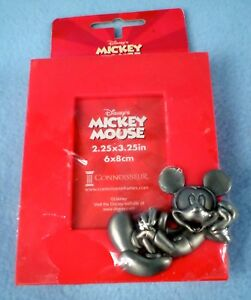 MICKEY-MOUSE-picture-frame-MM-Nite-light-amp-WALT-DISNEY-WORLD-coasters-set-of-4